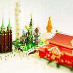 レゴの世界は無限大☆レゴで作った世界遺産展が凄すぎる!!のサムネイル画像