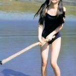 【必見】清純派女優!可愛すぎる宮崎あおいの貴重な水着まとめのサムネイル画像