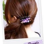 ★かわいいクリップの髪留め★その種類や使い方を紹介します!のサムネイル画像