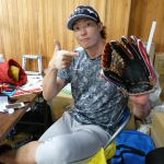 まるでスーパーマン!?オリックス糸井嘉男選手の筋肉が凄まじい!!のサムネイル画像