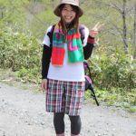 山ガール必見!!普段着にも使える★参考にしたい可愛い登山服★のサムネイル画像