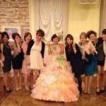 結婚式はどんなコーデで行く?かわいいお呼ばれコーデを画像で紹介★のサムネイル画像