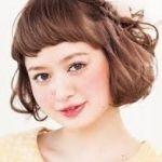 キュートで可愛い♡短い前髪を生かした長さ別ヘアアレンジ特集!のサムネイル画像