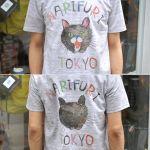猫好きさん必見!男性・女性・子供まで!猫のTシャツ大集合!のサムネイル画像