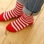 【お洒落アイテム】今ドキコーデは靴下で決まる!お洒落靴下公開!のサムネイル画像