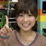 【SMAP中居と熱愛中?】フジテレビの女子アナ、竹内友佳の画像まとめのサムネイル画像