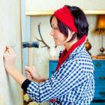 【参考】DIY女子が作った!可愛いインテリア作品集★【アイディア】のサムネイル画像