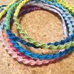 ミサンガは色で持つ意味が違った!ミサンガの種類と色の意味とは?のサムネイル画像