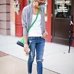 春服コーデは、【白スニーカー】×【デニム】が爽やかでCUTE!のサムネイル画像