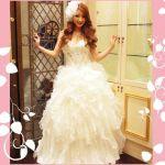 【ゲスト】結婚式にお呼ばれしたからロングドレスを着て行きたい!のサムネイル画像