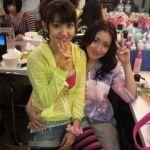 とっても仲良し?梅田彩佳さんと大島優子さんの関係とは!?のサムネイル画像