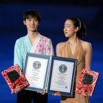 【フィギュアスケート】羽生結弦選手と浅田真央選手が仲良すぎ?!のサムネイル画像