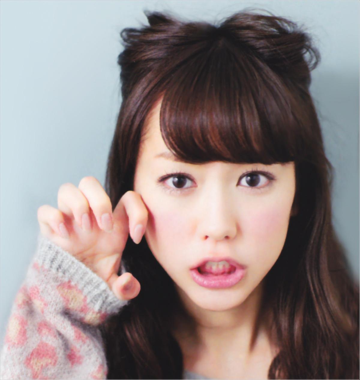 可愛い桐谷美玲
