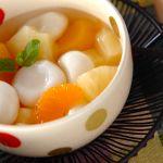 いろんなバリエーションがある!白玉粉を使った簡単レシピ。のサムネイル画像
