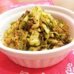 忙しいあなたにおすすめ!おいしくて簡単なキャベツの常備菜のレシピのサムネイル画像