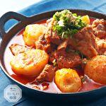 ボリューム満点!お酒のつまみに!ピリ辛カムジャタンのレシピのサムネイル画像