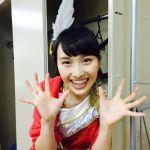 【画像あり】ももクロのリーダー、百田夏菜子がショートカットに!のサムネイル画像