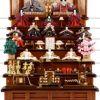 女の子の節句の必需品、雛人形。あなたの家にぴったりの選び方!!のサムネイル画像