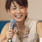 大人の女性としての魅力がたっぷり!内田恭子のボブスタイルまとめ!のサムネイル画像