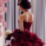 【いつかは私も♡】人気芸能人プロデュース・ウェディングドレスカタログのサムネイル画像
