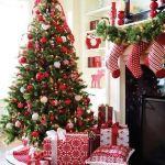 知ってますか?クリスマスツリーの上手な飾り方と飾りの意味。のサムネイル画像