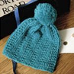 編んで作る手作りの帽子!インターネットで手に入る編み図をご紹介のサムネイル画像
