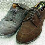 スウェードで作られた靴とその靴の選び方をご紹介します!!のサムネイル画像
