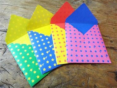 簡単 折り紙:折り紙 手紙 正方形-topicks.jp