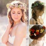 【憧れ】ドレスに似合う花冠を見つけるには?【ヘッドドレス】のサムネイル画像