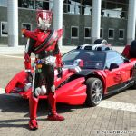 バイクに乗らない仮面ライダー!!仮面ライダードライブの車の魅力!のサムネイル画像