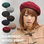 冬の可愛らしさの定番アイテム!レディースのベレー帽まとめ!のサムネイル画像