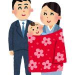 お宮参りはいつ?神社にお参りして、子供の成長をお祈りしましょう。のサムネイル画像