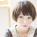 ショート×ストレートでかっこいい+大人可愛いヘアスタイルに☆のサムネイル画像