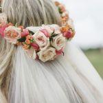 「花冠✕ベール」で海外志向の結婚式に♡「花冠✕ベール」コーデ特集のサムネイル画像