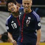 香川真司と本田圭佑 日本のサッカー界を背負う2人は仲良しのサムネイル画像