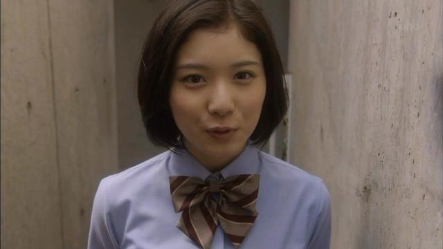 松岡茉優さんがGTOで妊娠する難しい役に挑戦!|MARBLE [マーブル]