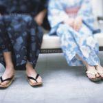 浴衣には草履を履くのがきまり?どんな草履を選べばいいの?のサムネイル画像