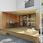 おしゃれな庭には使い勝手の良いウッドデッキを設置してみよう!のサムネイル画像