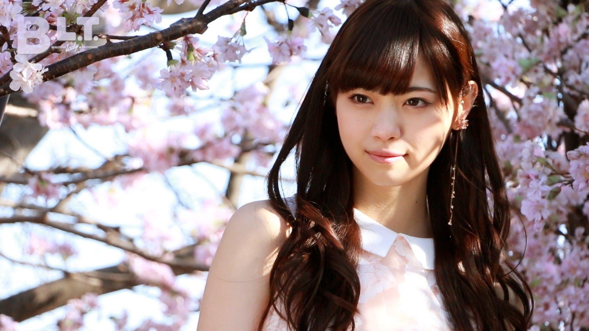 西野七瀬 桜