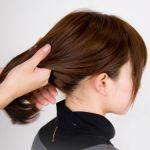 ふんわりもキチンとも、まとめ髪は、ヘアワックスでキレイにまとまるのサムネイル画像