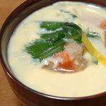 のどごしなめらかな食感がうれしい!茶碗蒸しのレシピ公開します☆のサムネイル画像