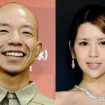 【お似合いカップル】  坂口杏里さんとバイキング小峠英二さんのサムネイル画像