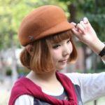オススメのキャスケット帽子とその選び方をご紹介します!!のサムネイル画像