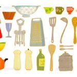 どんなキッチン道具を使っていますか?おしゃれで楽しいキッチン道具のサムネイル画像