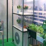 ベランダに温室が置ける?温室をガーデニングに取り入れましょう☆のサムネイル画像