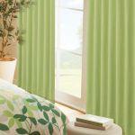 緑色のカーテンで健康運アップ!目に優しい、緑のカーテン特集のサムネイル画像