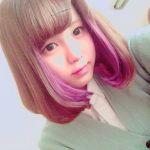 肌をきれいにみせてくれるピンクのインナーカラーの長さ別画像集!のサムネイル画像