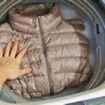 冬の必需品コート。自宅で冬物衣類を失敗しないで洗濯する方法のサムネイル画像