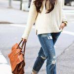 オシャレ女子必見!脚が綺麗に見えるジーンズパンツの種類まとめのサムネイル画像