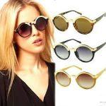 オススメのラウンドのサングラスとその選び方をご紹介します!のサムネイル画像
